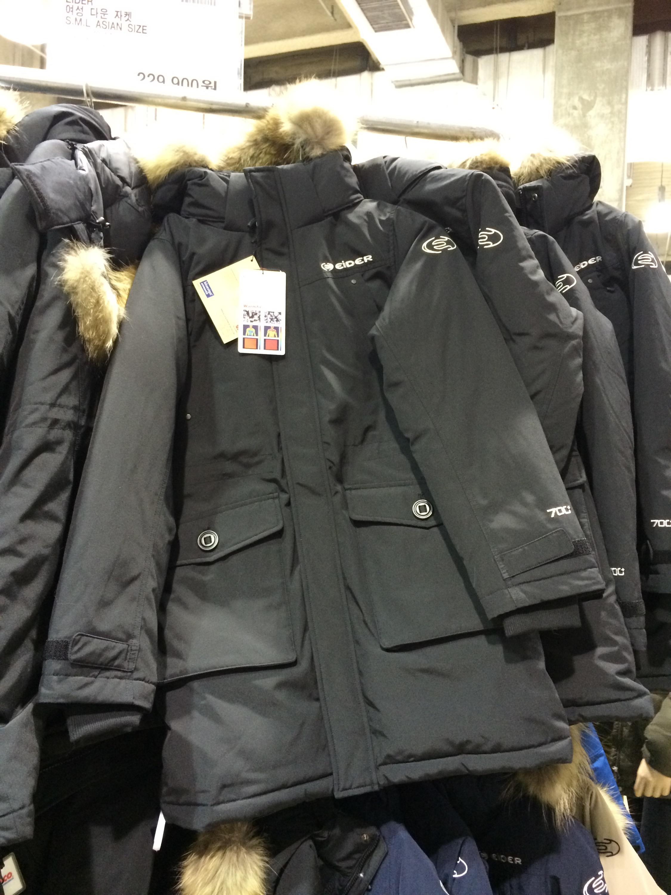 Costco Calvin Klein Packable Jackets