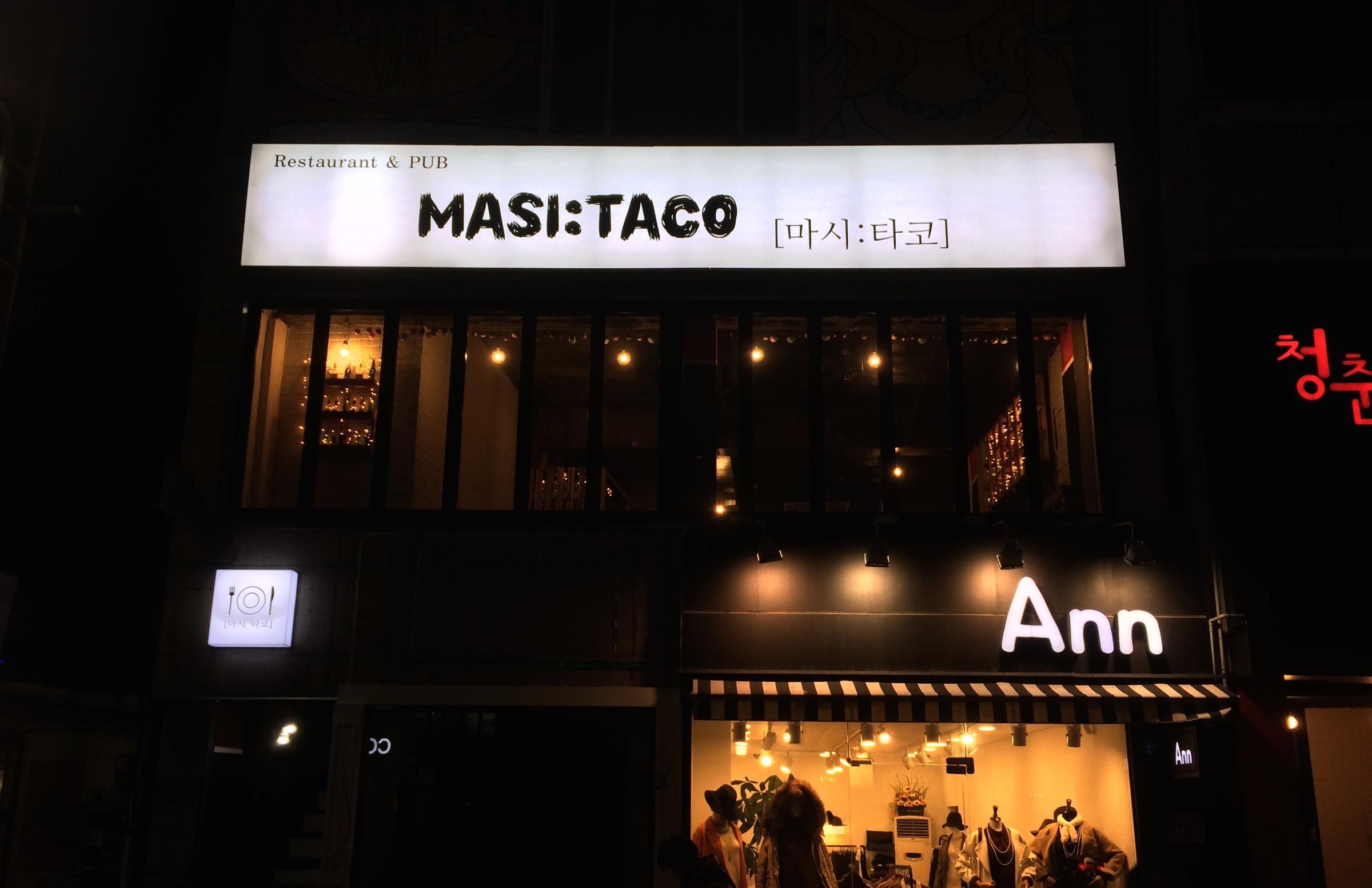 Masi-Taco